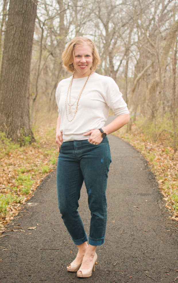 Creative Counselor: Morgan Jeans